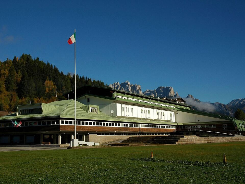Moena - Centro Addestramento Alpino klein