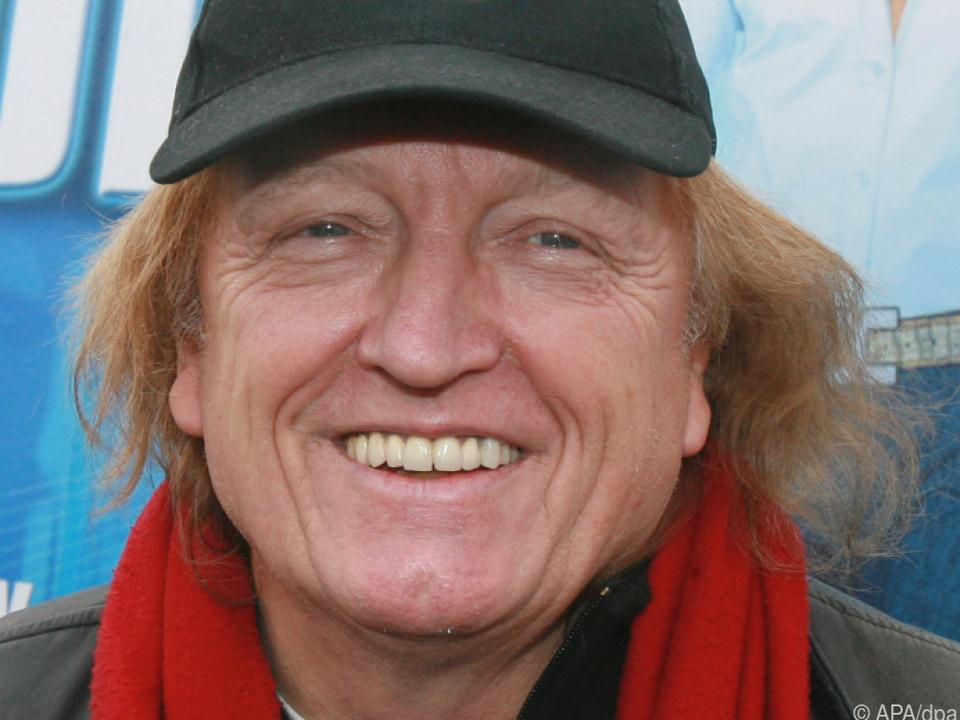 Musikproduzent Frank Farian im Jahr 2007