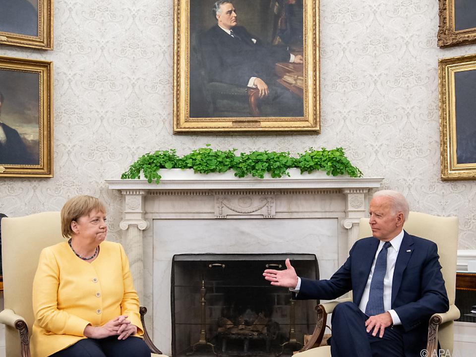 Nicht überall herrscht Einigkeit zwischen Deutschland und den USA