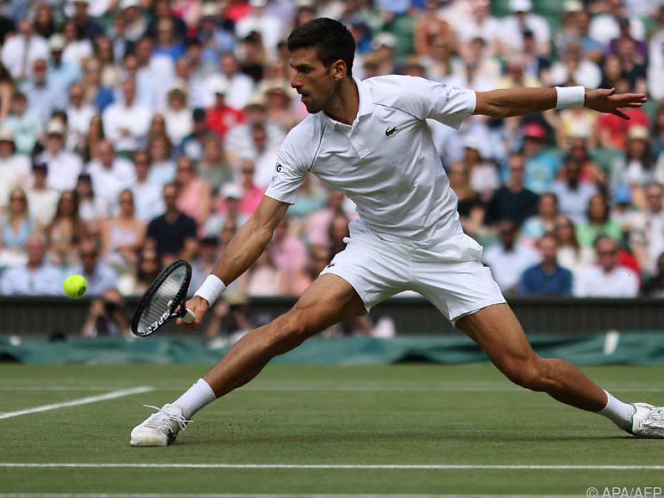 Novak Djokovic hat sein Antreten im olympischen Tennisturnier bestätigt