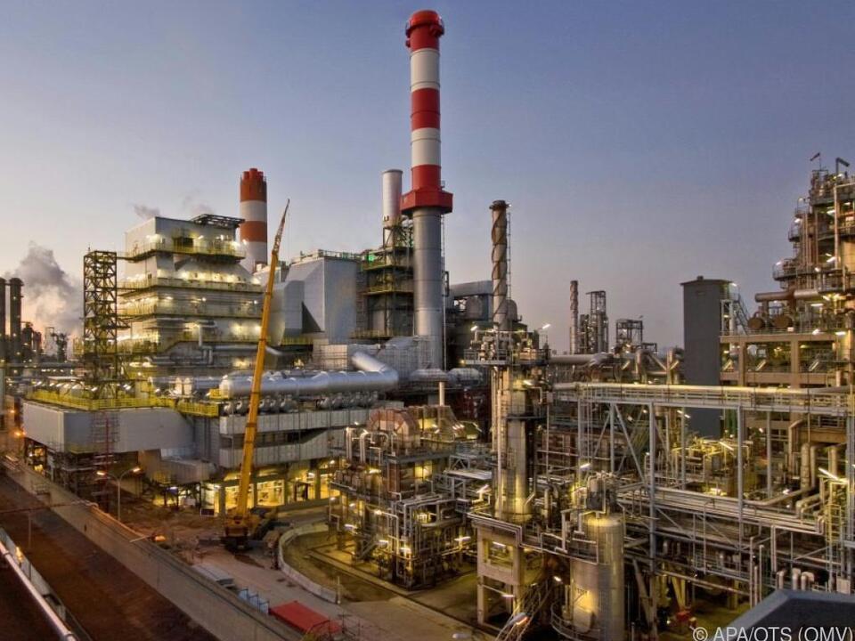 OMV erzielte höhere Rohöl- und Erdgaspreise