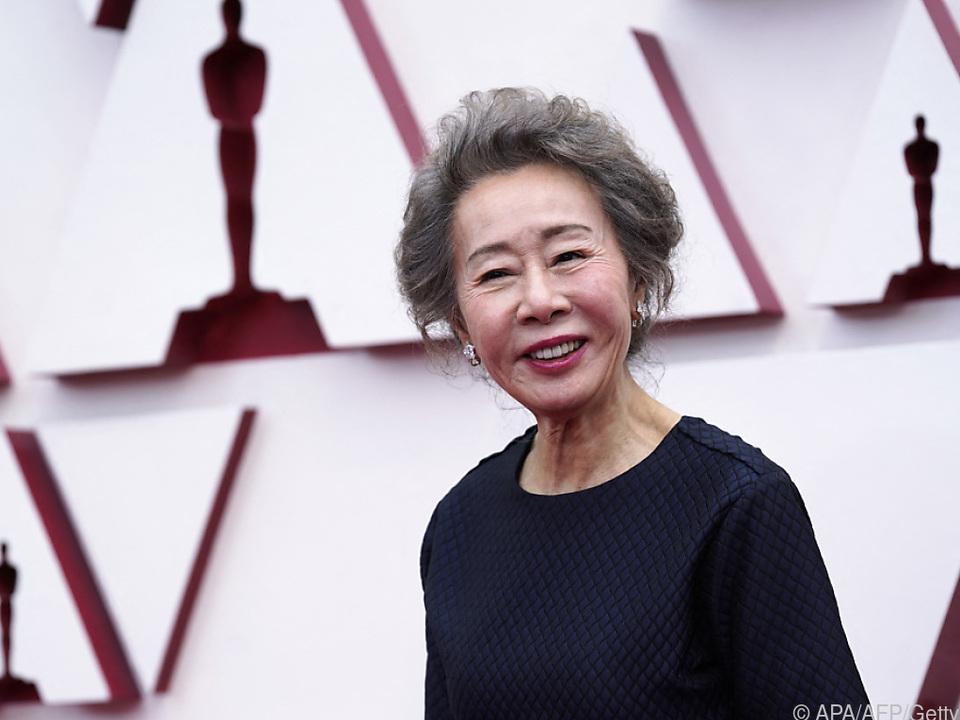Oscar-Preisträgerin Youn Yuh Jung gehört zu den Auserwählten