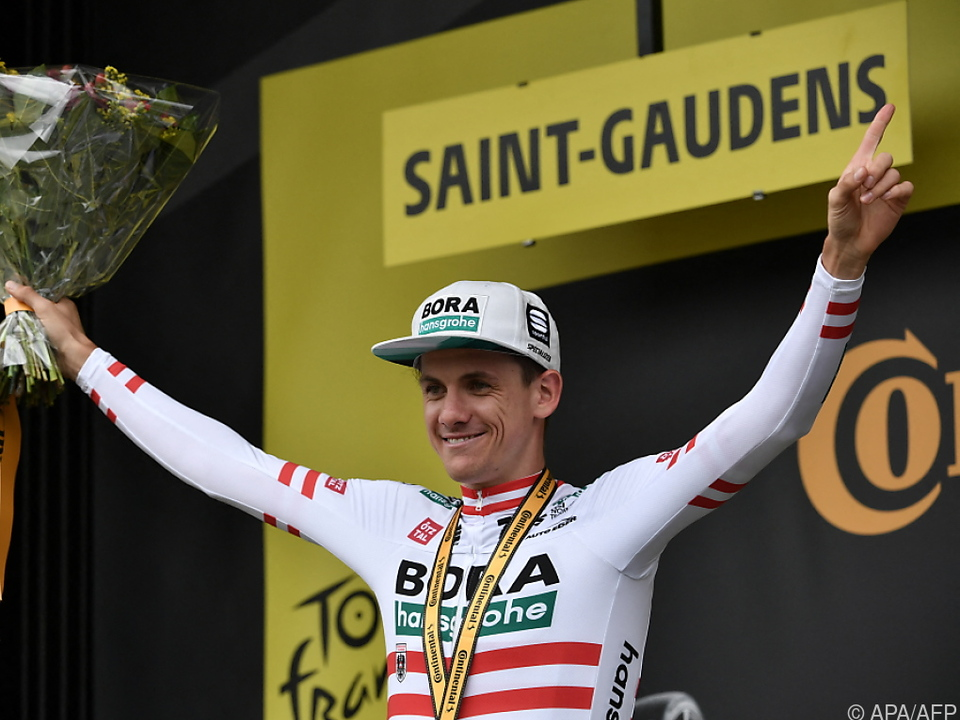 Patrick Konrad feierte seinen größten Triumph