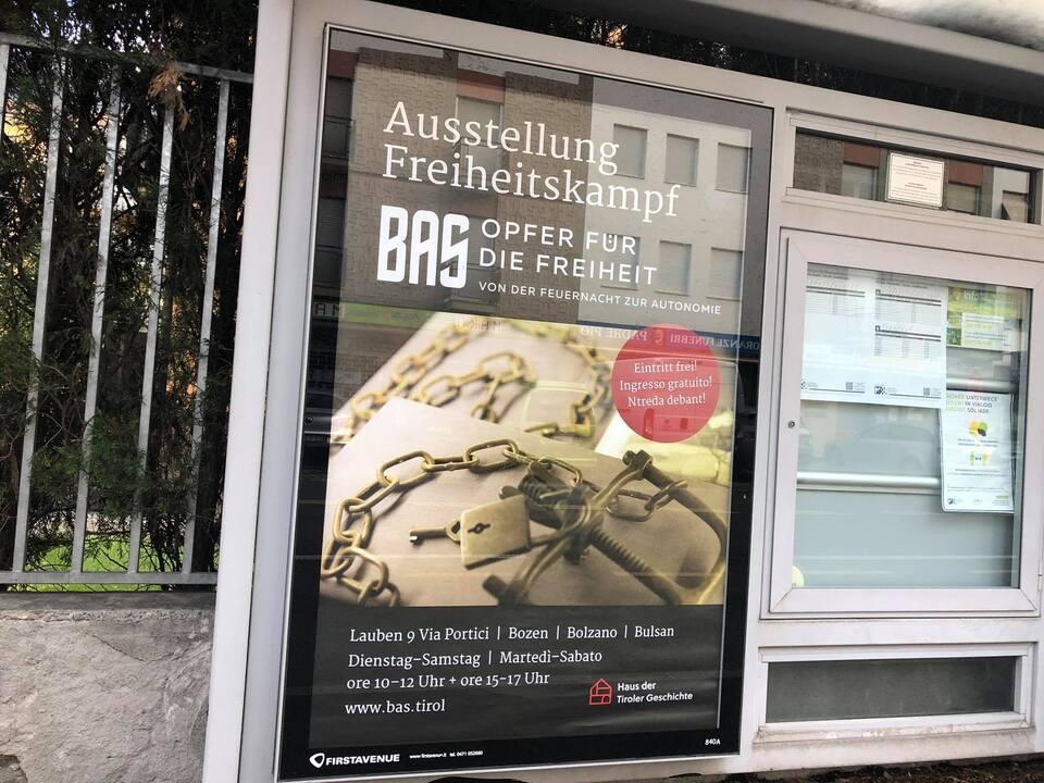 Plakat Handschellen BAS 2021