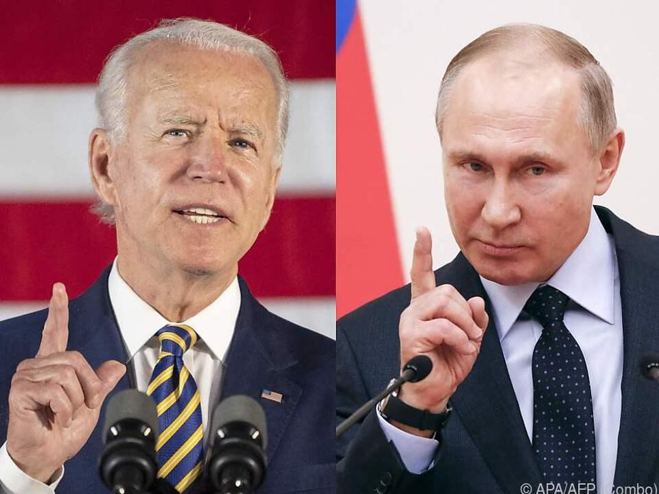 Präsidenten telefonierten rund eine Stunde lang miteinander