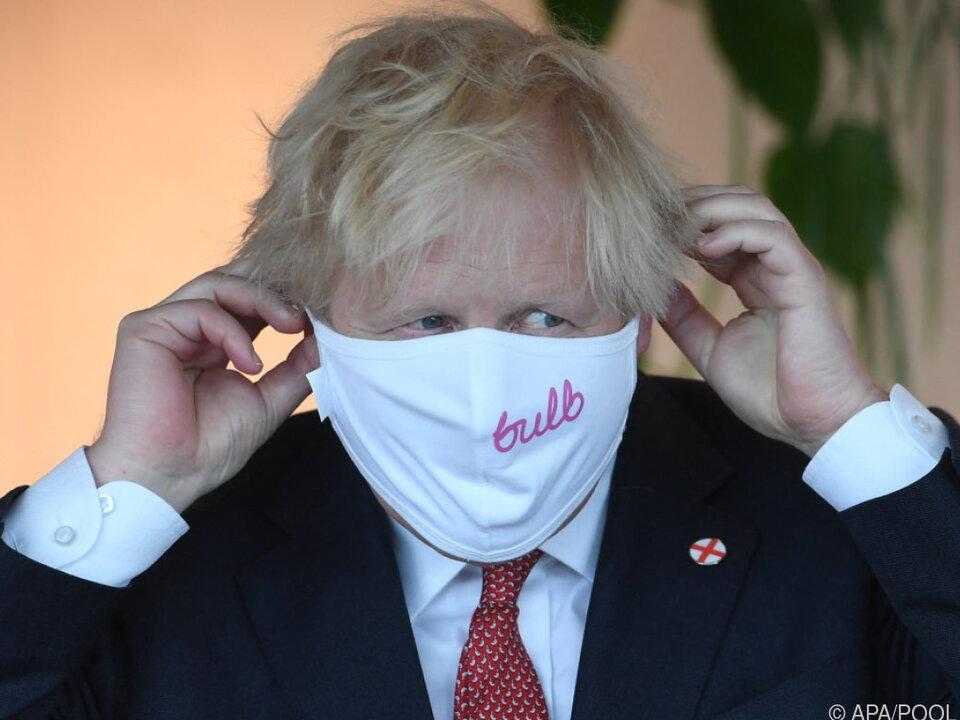 Premier Johnson steht vor umstrittener Entscheidung