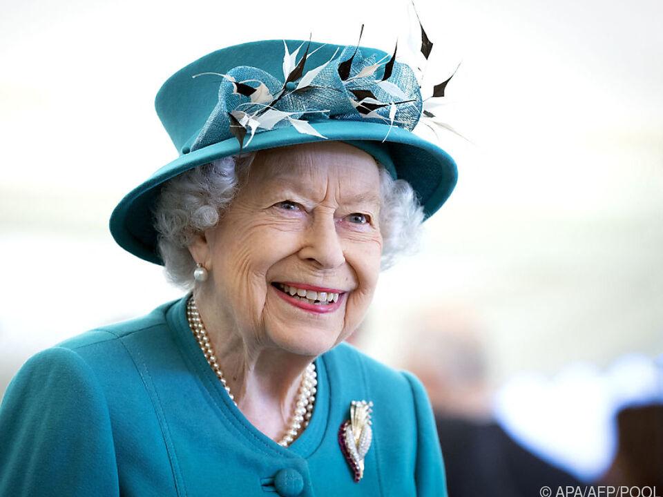 Queen dankte den Beschäftigten des NHS