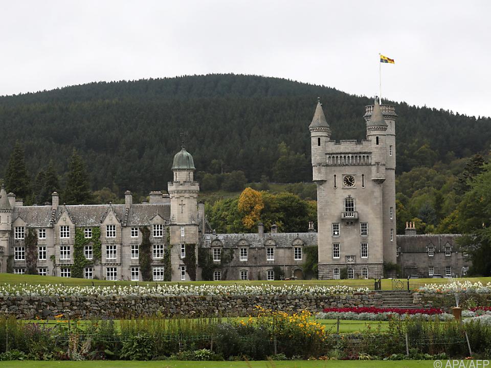 Queen erstmals ohne Prinz Philip auf Schloss Balmoral