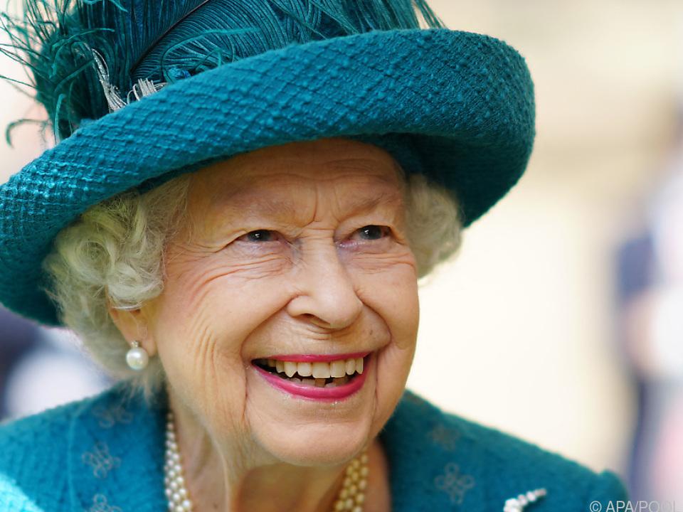Queen würdigte die am längsten laufende TV-Serie der Welt