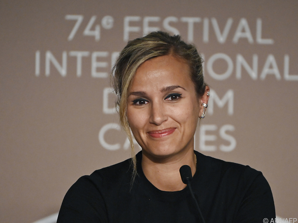 Regisseurin Ducournau erhielt Preis für ihren Film \