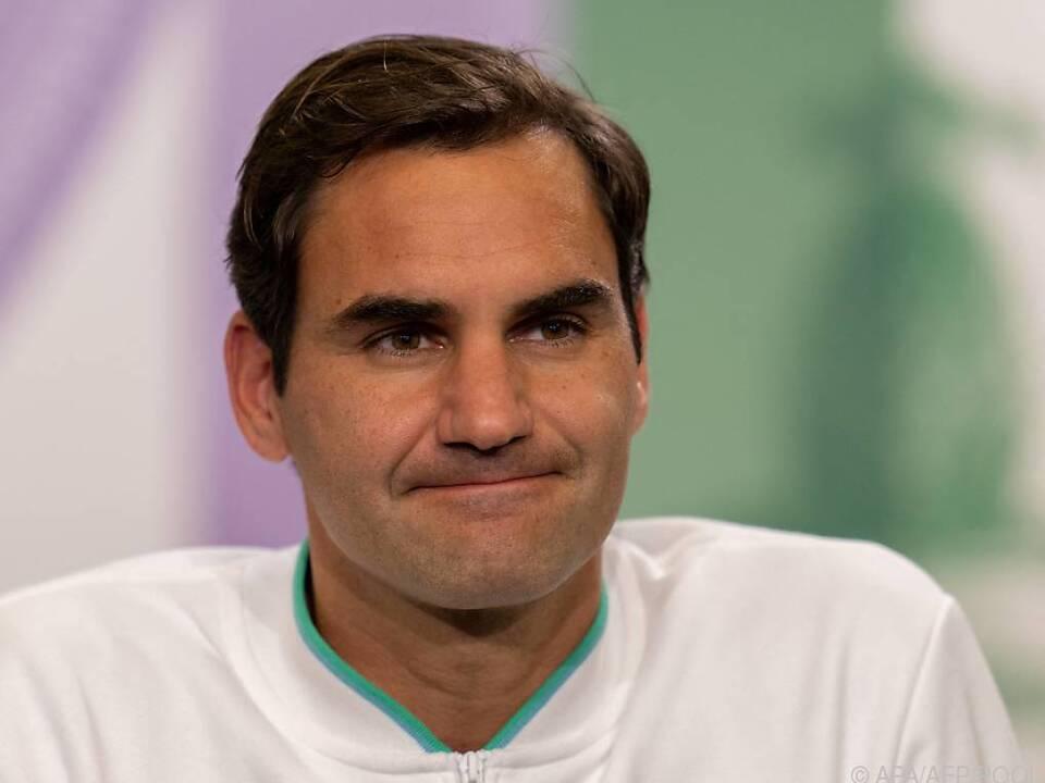 Roger Federer fällt für Olympia in Tokio aus