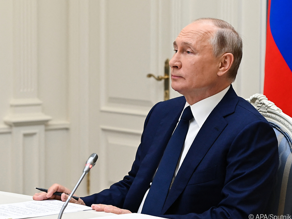 Russland entfernt sich immer weiter von Freiheit und Demokratie