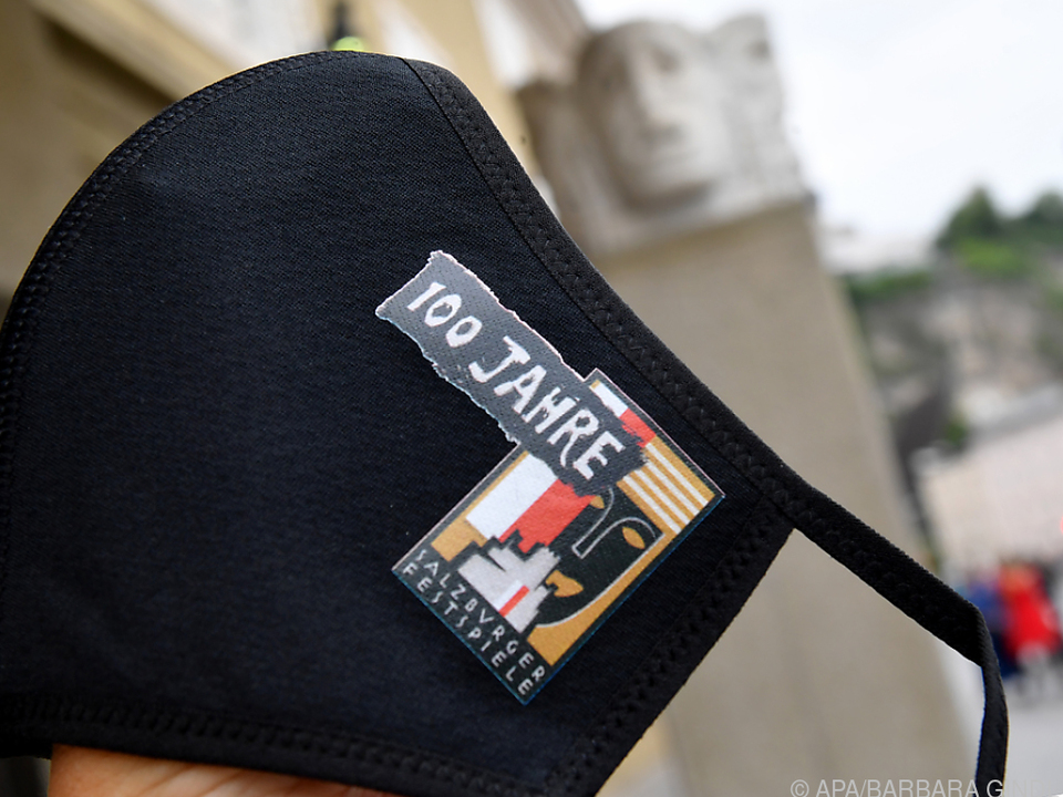 Salzburger Festspiele führen nach Coronafall FFP2-Maskenpflicht ein