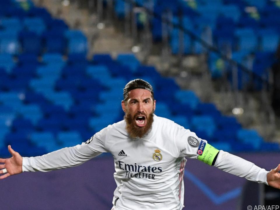 Sergio Ramos will künftig für Paris SG jubeln