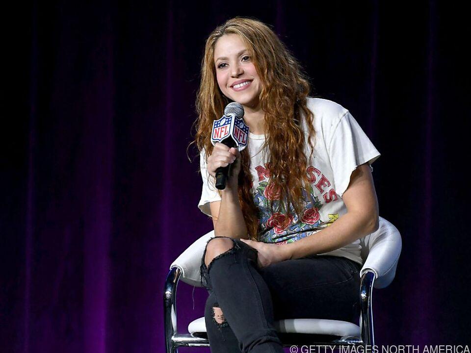 Shakira: \