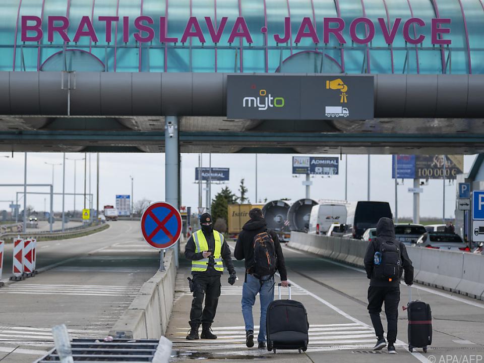 Slowakei gibt sich in der Pandemie weiterhin nicht einladend