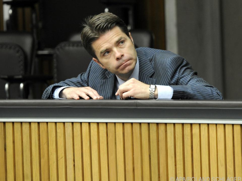 Sloweniens Botschafter sieht Wiens Atompolitik skeptisch (Archivbild)