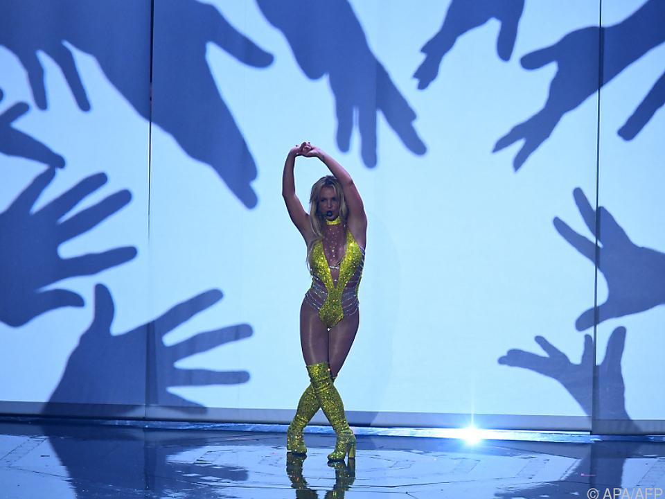 Spears will nur mehr im Wohnzimmer tanzen
