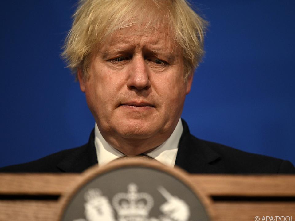 Steigenden Zahlen zum Trotz: Johnsons Regierung will weiter lockern