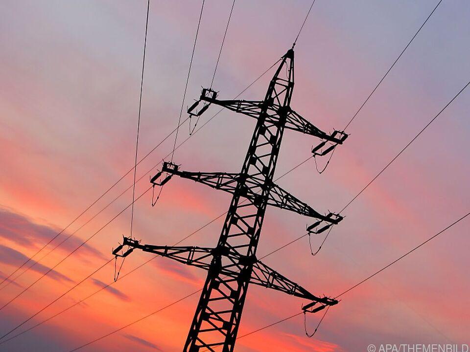 Stromverbrauch steigt bei Hitze