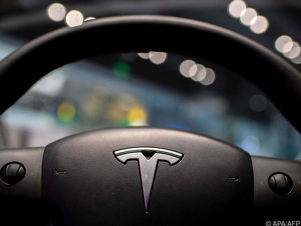 Tesla nahm zum Vorfall nicht unmittelbar Stellung