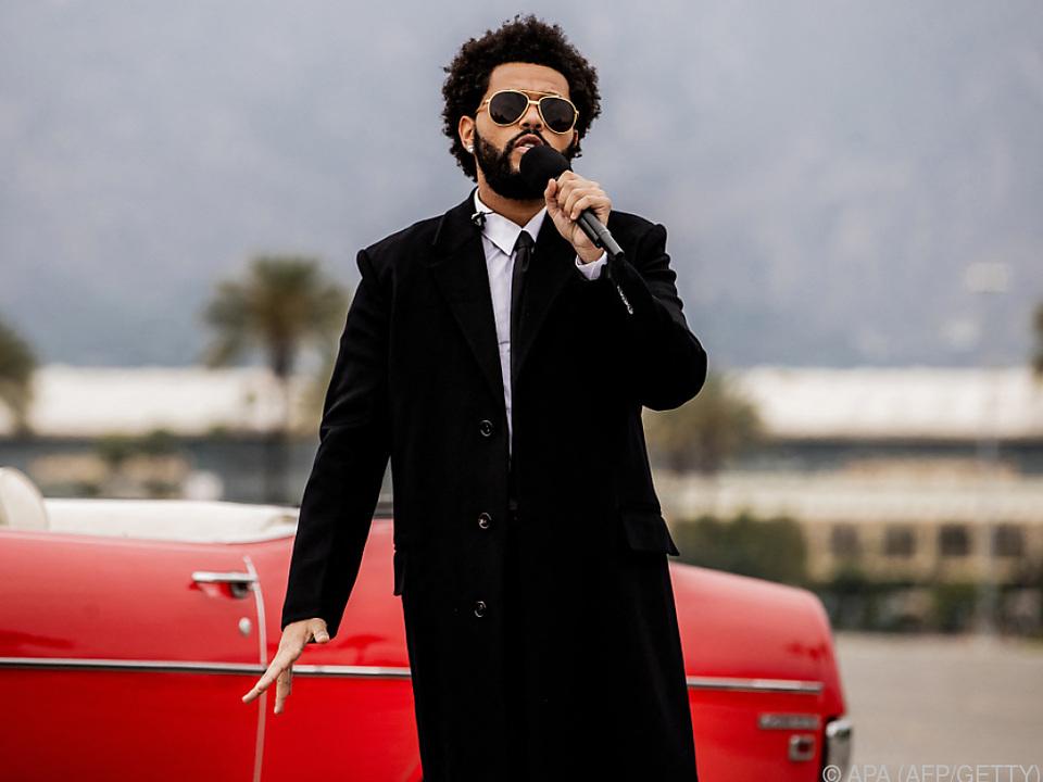 The Weeknd offenbar auch Co-Autor und Produzent der Serie