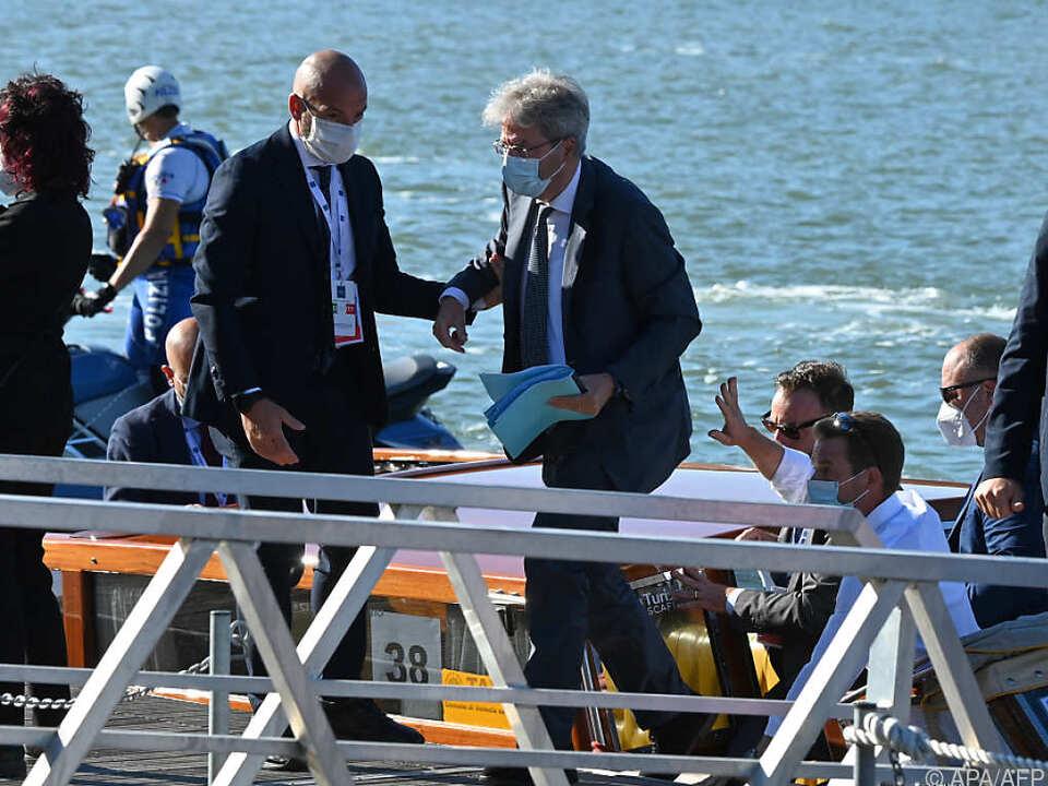 Treffen der G20-Finanzminister in Venedig
