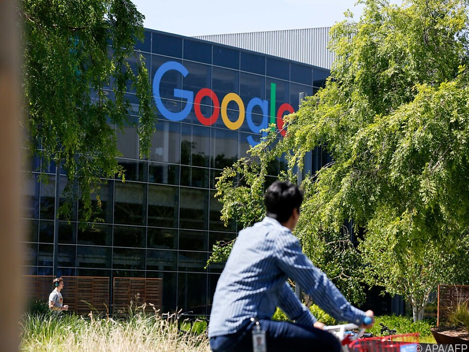 Ungeimpfte Mitarbeiter dürfen nicht mehr ins Google-Hauptquartier