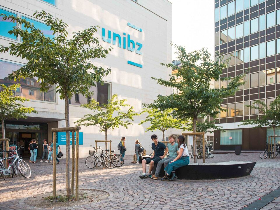 unibz campus