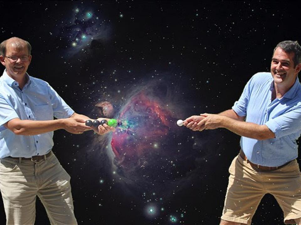 Uni Innsbruck Astrophysiker Elektronen Weltall Wissenschaft
