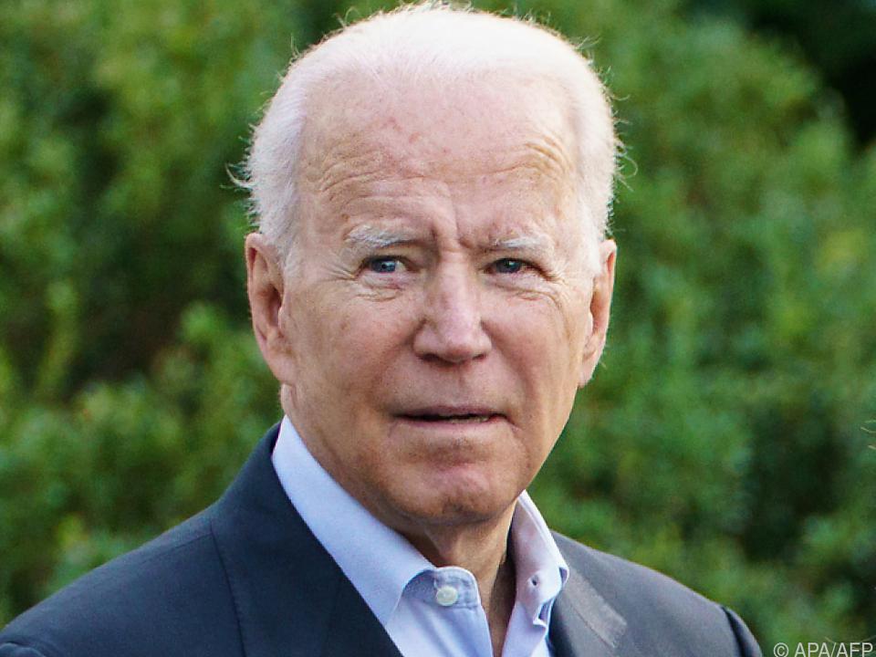 US-Präsident Biden ist ein Gegner der Todesstrafe