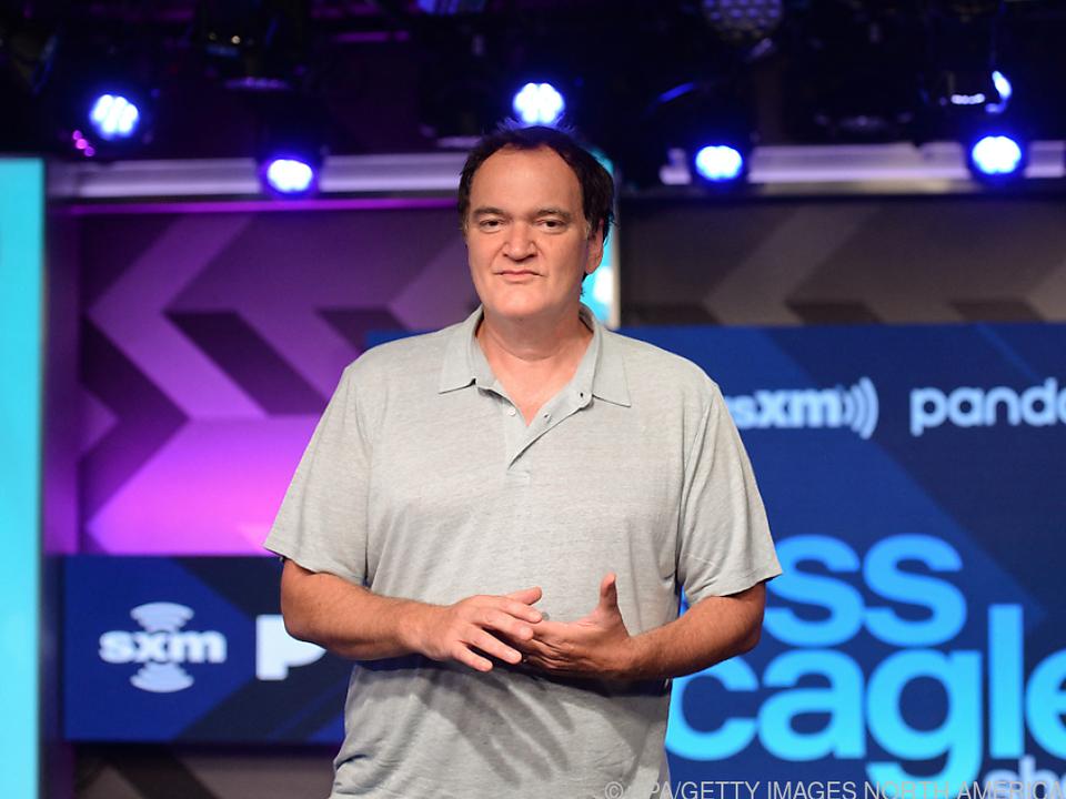 US-Regisseur Quentin Tarantino (58)