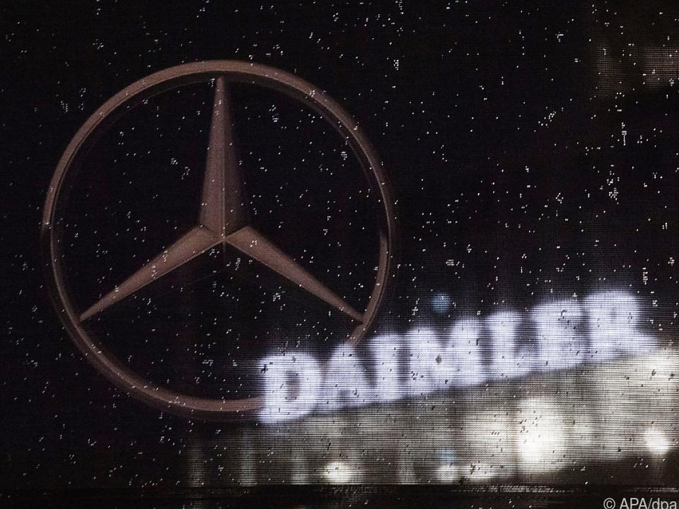 Verbraucherschützer werfen Daimler bewusste Manipulation vor