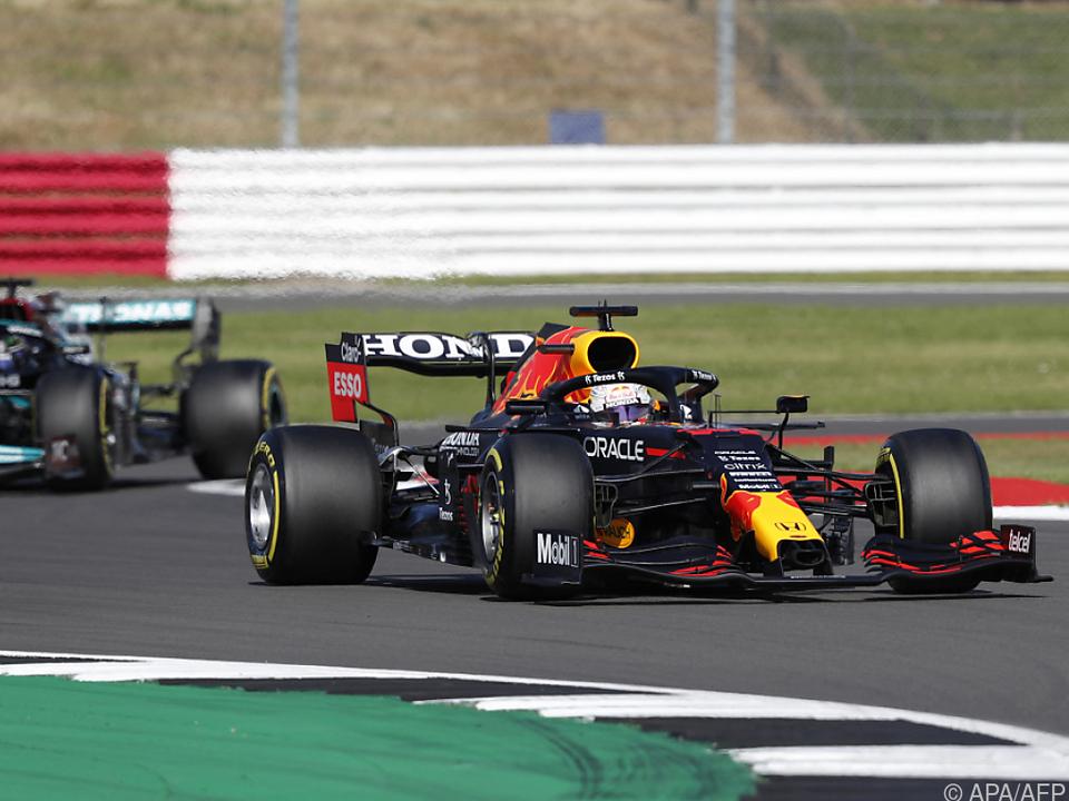 Verstappen will Hamilton in Ungarn den Auspuff zeigen