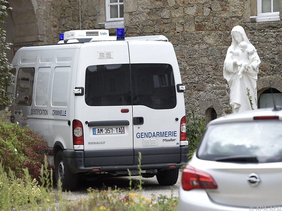 60-jähriger Priester getötet