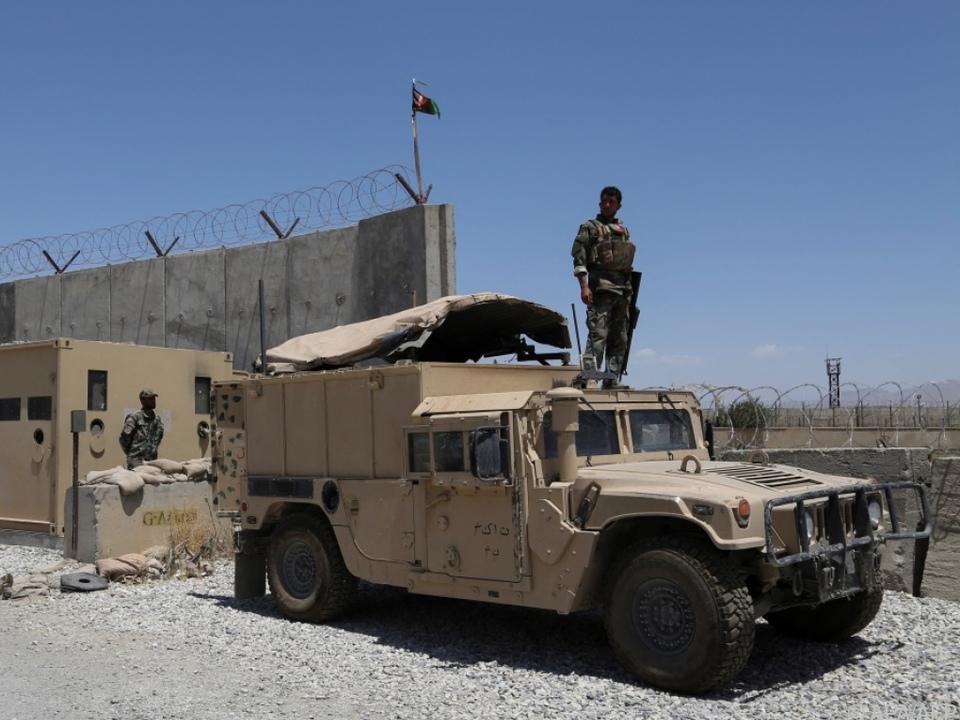 Afghanische Armee wie zu erwarten komplett überfordert