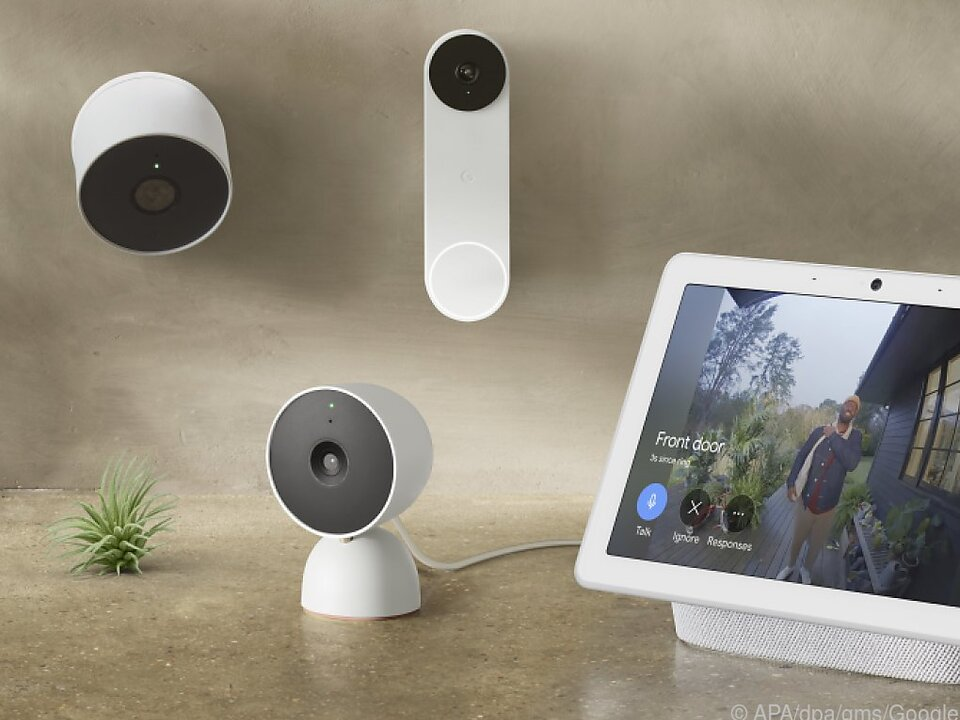 Angebote für das Smarthome: Googles Nest bringt neue Kameras in den Handel
