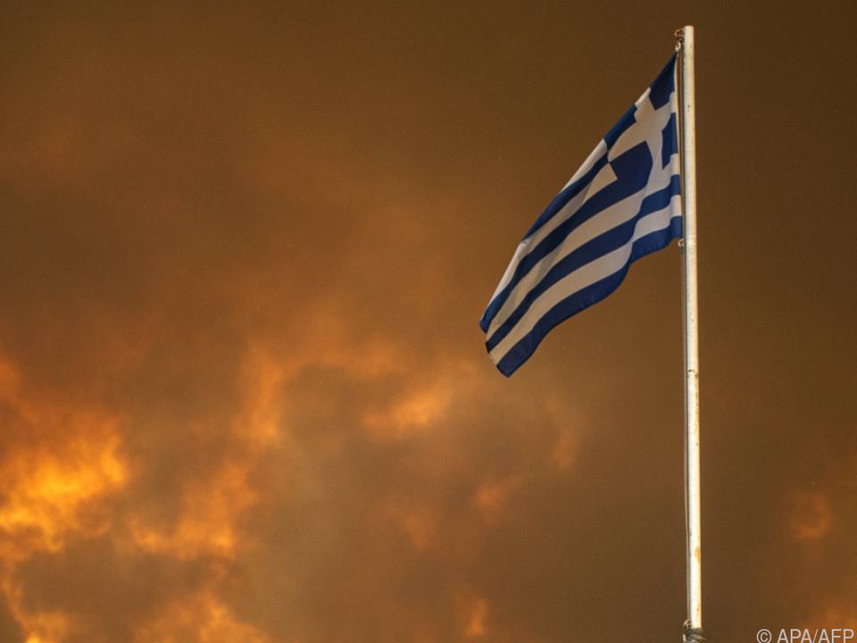Athen bat um Hilfe über den Europäischen Zivilschutz-Mechanismus