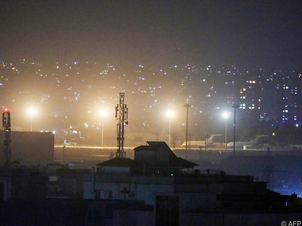 Auch die militärische Evakuierungsmission ist abgeschlossen
