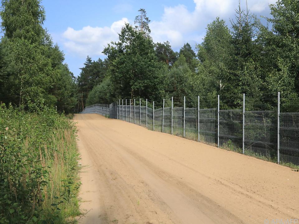 Auch Litauen hat Grenzschutz wegen steigender Ankünfte verstärkt