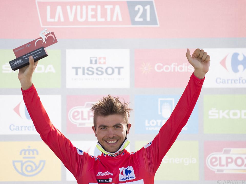 Außenseiter Eiking weiter Leader der Vuelta