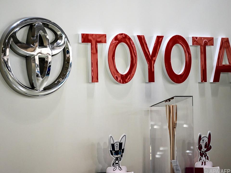 Autokonzern Toyota erzielte Gewinnsprung