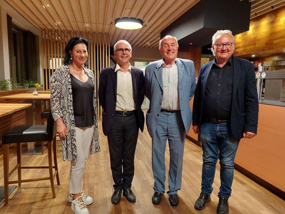 B.Kerer-U.Roma-G.Thiene - F.Stablum