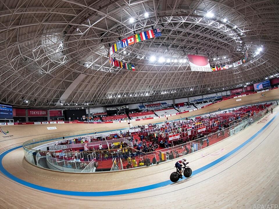 Bahnradfahren bei den Paralympics in Tokio