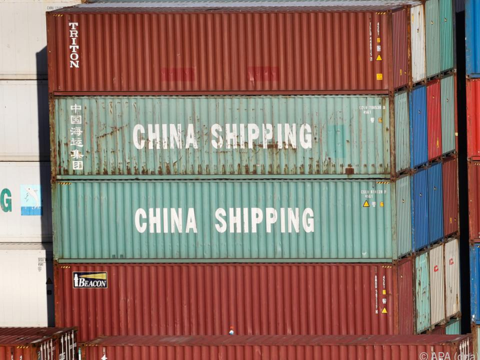 Chinas Wachstum flacht sich ab