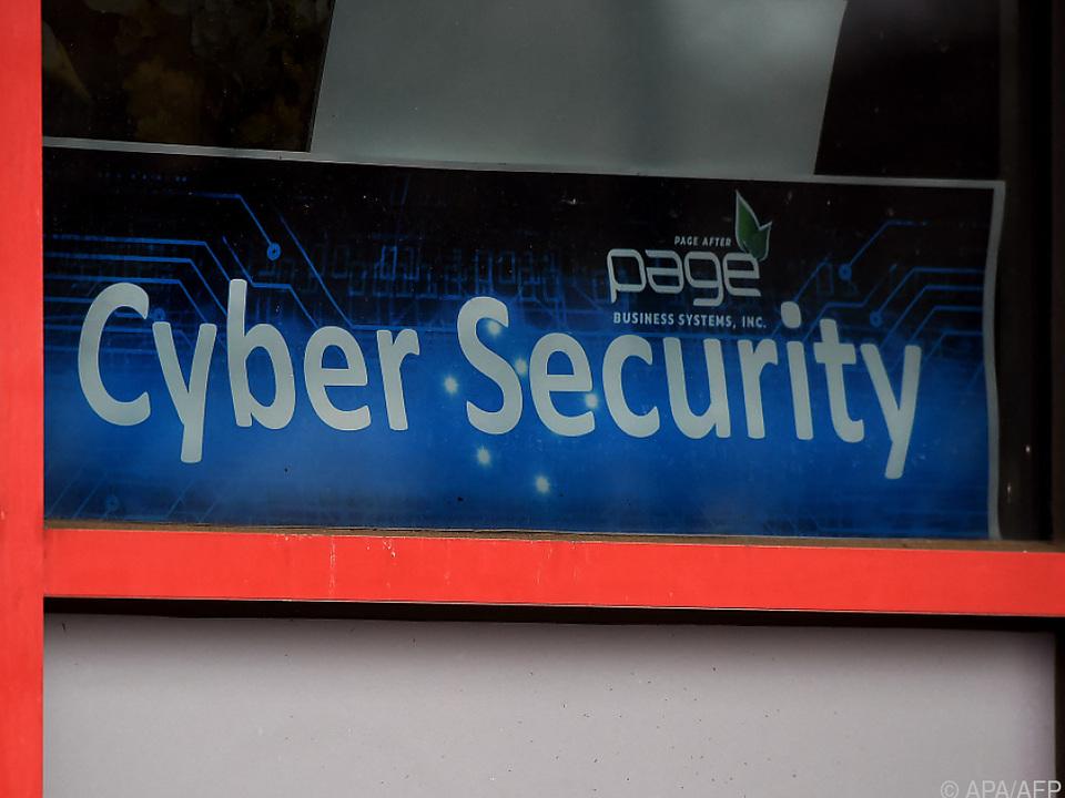 Cyber-Sicherheit wird immer Wichtiger zum Schutz vor Kriminellen