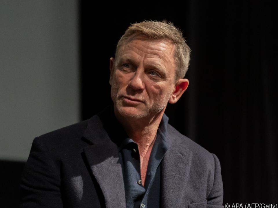 Daniel Craig wird keine großen Summen zurücklassen