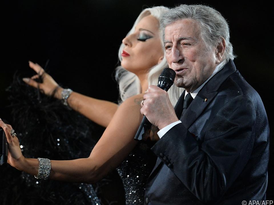 Das ungleiche Duo sang sich bereits 2014 in die Herzen der Fans