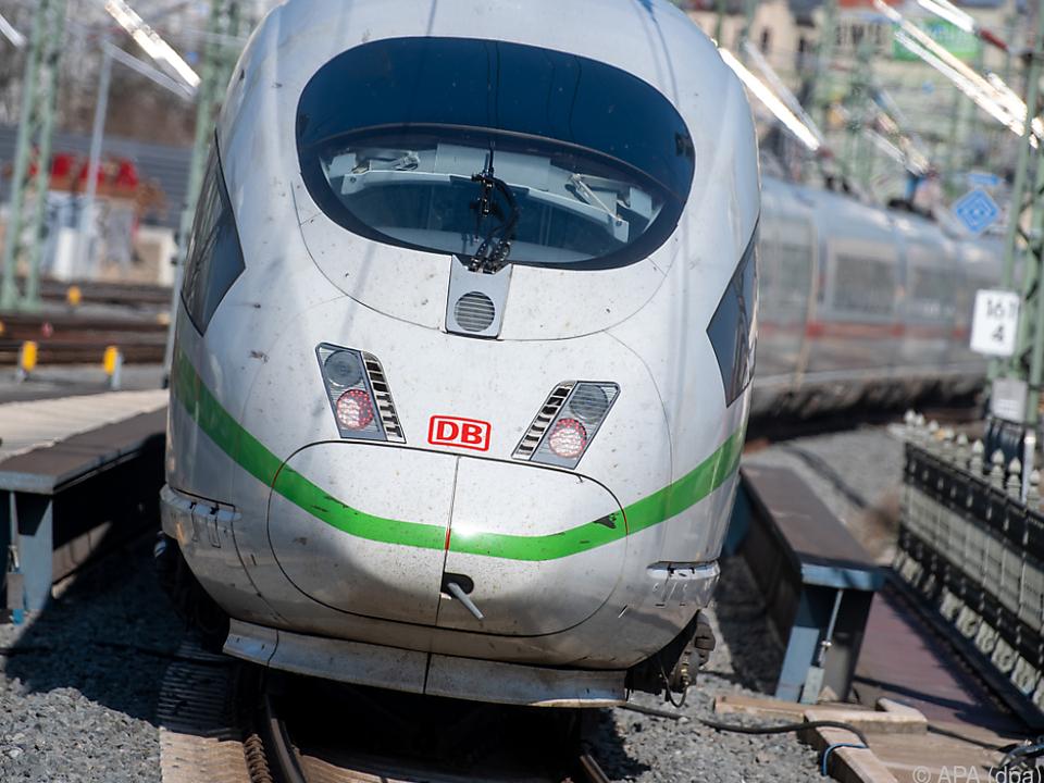 Deutsche Lokführer drohen mit Streik