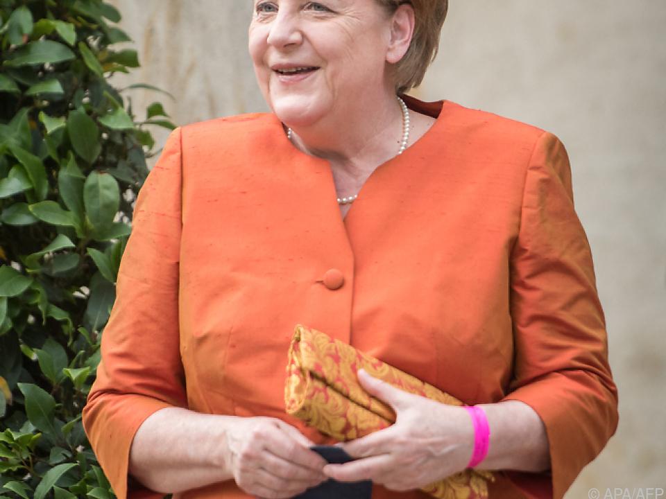 Die deutsche Kanzlerin setzt auf Maßgeschneidertes